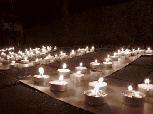 Memorijal svijeća